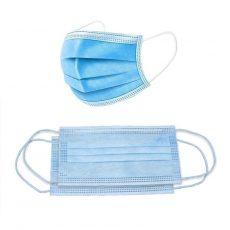 Egészségügyi szájmaszk (eldobható, műtős vagy orvosi, 50db-os csomagban)