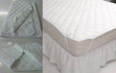 Napgyöngye gyermek körgumis matracvédő